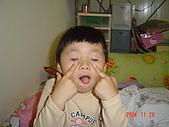 2004生活雜記:鬼臉