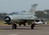 我的相簿:indian air force Mikoyan-Gurevich MiG-21 fighter jet aircraft iaf crash Bison  R-77bvraam (3)