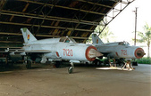我的相簿:CambodianairforceMiG-21m