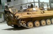 我的相簿:Syria-tank-4-9-12