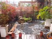 [庭園造景]木柵政大二街:美空設計-鵝卵石