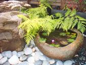 [庭園造景]木柵政大二街:美空設計-流水缽