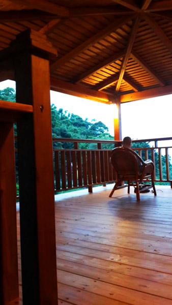 [景觀圍籬]鶯歌妙音寺-雙層景觀涼亭:美空設計-寧靜和諧的氣氛