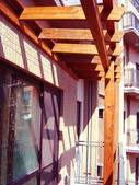 [採光罩]青山鎮環湖特區:美空設計-南方松採光罩