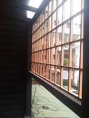 [商業空間設計]瞞著爹日式料理-別館(2F):美空設計-台灣檜木格柵