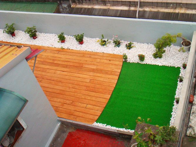 [地板鋪設]台北市和平東路:美空設計
