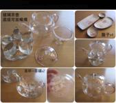 大清倉:櫻花茶具組