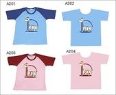 紀念品區:長笛T恤