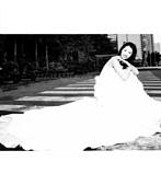 Amy:Amy最喜歡的白紗獨照
