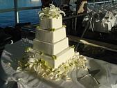 未分類相簿:超美的結婚蛋糕