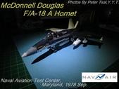 1/72 F/A-18 Hornet NATC:FA-18 A NATC Cover