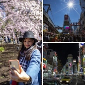 2019.3.32-25東京櫻-第五天:相簿封面
