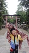京阪神自由行 06.23.2013:愛搞怪的阿弟