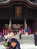 九州自由行 01.11~18.2014:(01.13)宮地:阿蘇神社