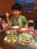京阪神自由行 01.30~02.07.2015:0131 天王寺晚餐-大阪燒