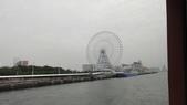 京阪神自由行 06.25.2013:這是剛才坐的摩天輪