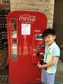 東京自由行 06.21~29.2014:有趣的可樂販賣機