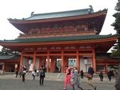 京阪神自由行 01.30~02.07.2015:0203 京都平安神宮