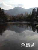 九州自由行 01.11~18.2014:(01.12)由布院金麟湖