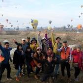 CAPPADOCIA熱氣球之旅--FLY:相簿封面