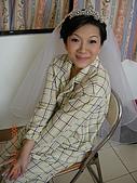 2008.1.11嫁人了....:頭部改造完成~
