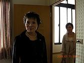 2008.1.11嫁人了....:弄個飛飛頭的老媽