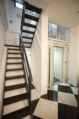 河南路老屋改建增設電梯:1F樓梯電梯 02.jpg