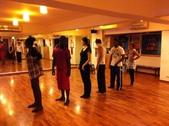2012.11-12月份Sportking 教室每週熱門課程:國外舞者排練也是相當認真