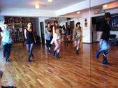 2012.11-12月份Sportking 教室每週熱門課程:熱舞走台步 也可以很性感