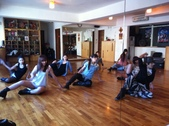 2012.11-12月份Sportking 教室每週熱門課程:地板動作 也很性感耶