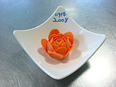 果雕作品:4  CARROT  ROSE.JPG