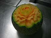 果雕作品:5 HONEY DE MELON CARVING.jpg