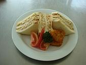 西式料理教學菜:6-8-1  TUNAFISH SANDWICH.JPG