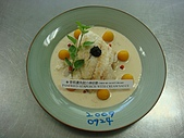 西式料理教學菜:1☻香煎盧魚附白酒汁PANFRIED SEAPERCH WITH CREAM SAUCE8.JPG