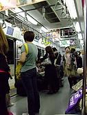 981004東京自由行 Day1:98.10.04-JR線
