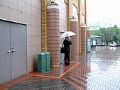 981007東京自由行 Day4:98.10.07-吸煙區