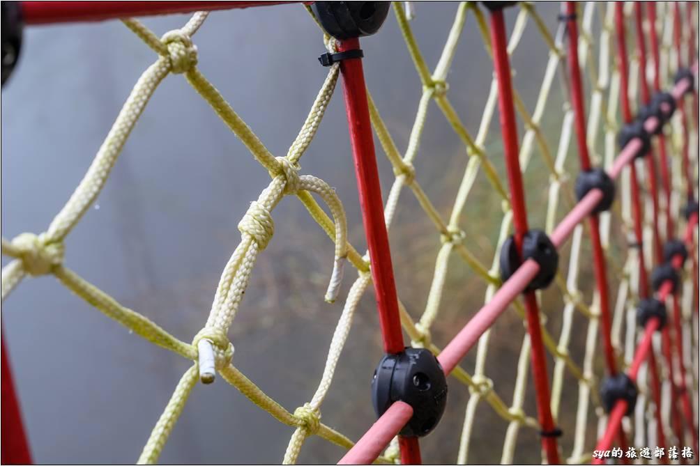 限乘6人的一號吊橋