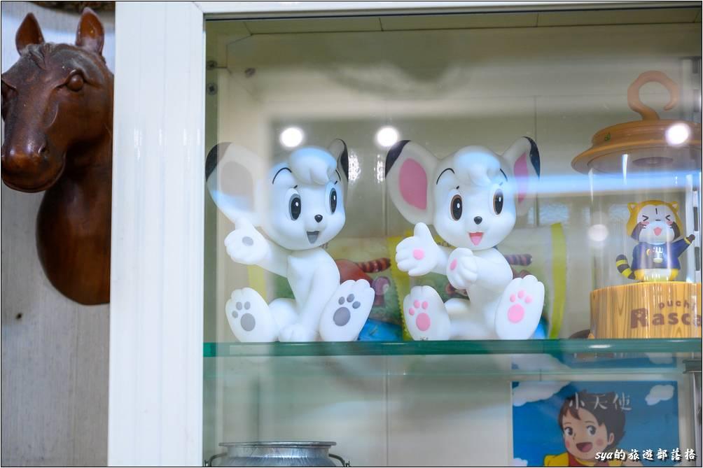 呂家魚丸米粉湯 漫畫卡通公仔博物館
