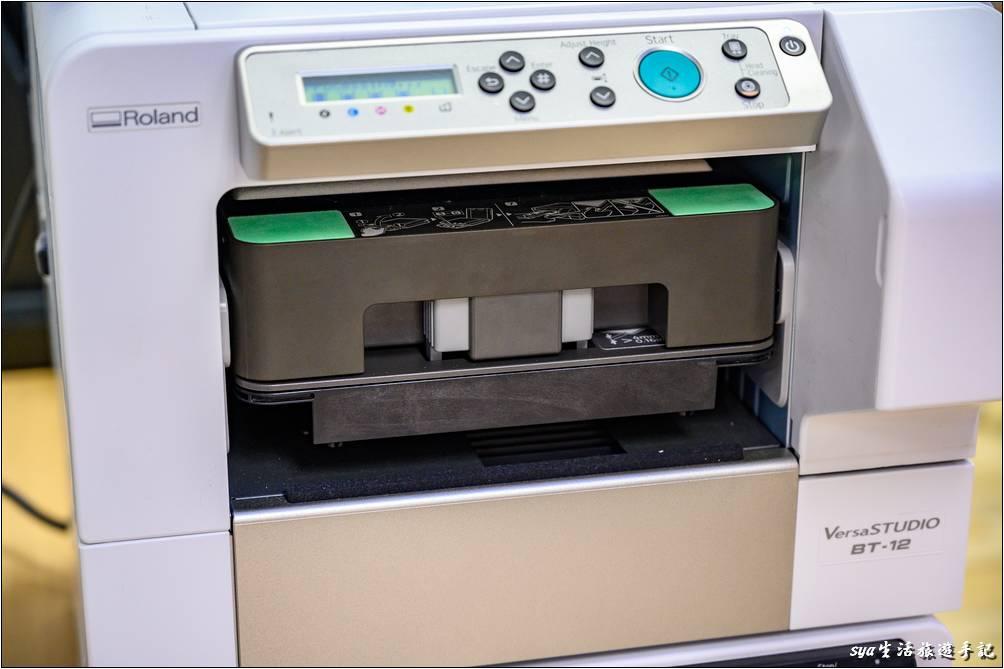 帆布袋紡織直噴印刷中-個性化商品