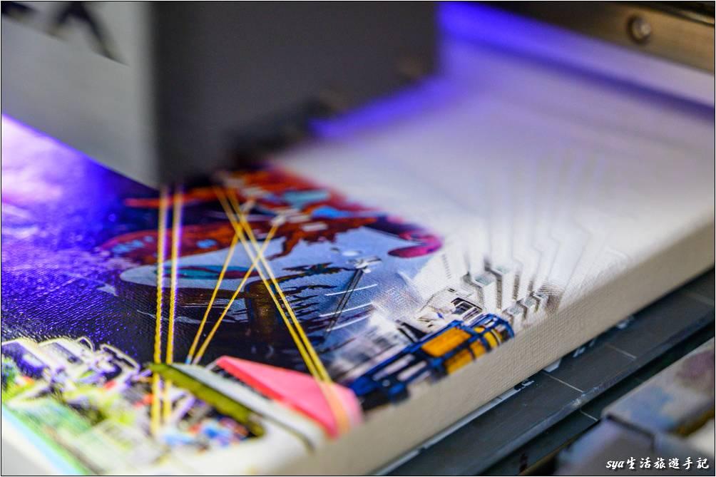 噴墨印刷中-UV直噴機推薦