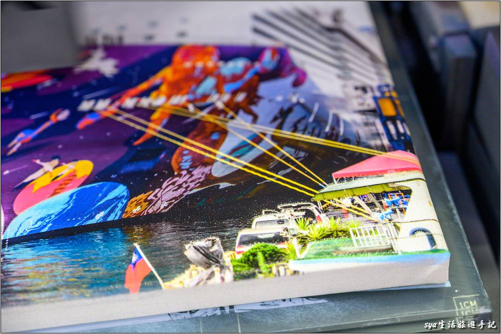 無框畫噴印流程-UV直噴機推薦