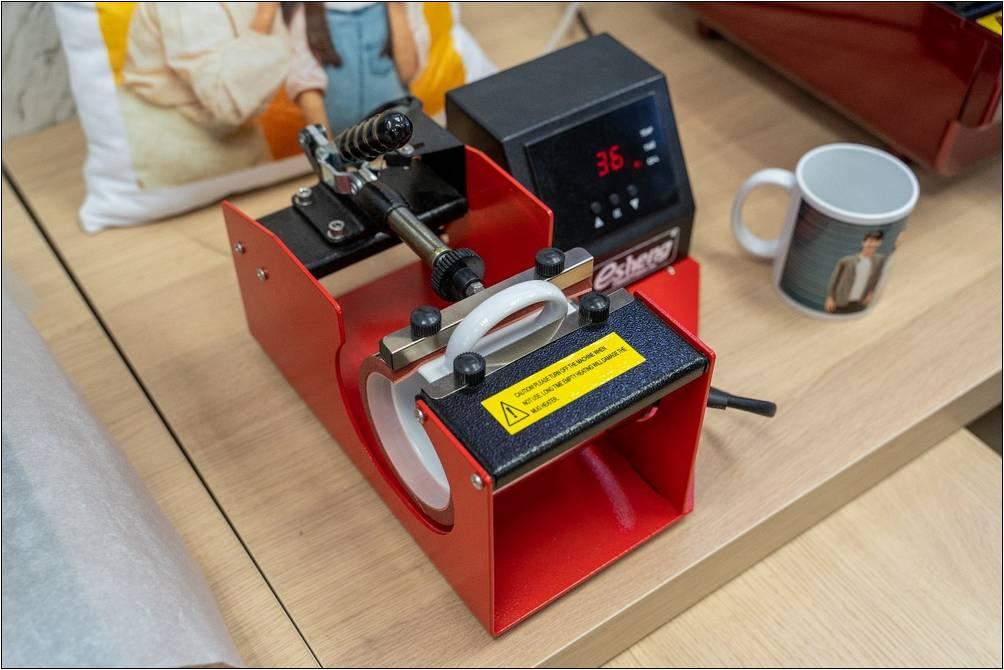 馬克杯熱轉印完成-客製化商品