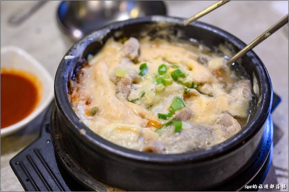 豬肉豆腐鍋