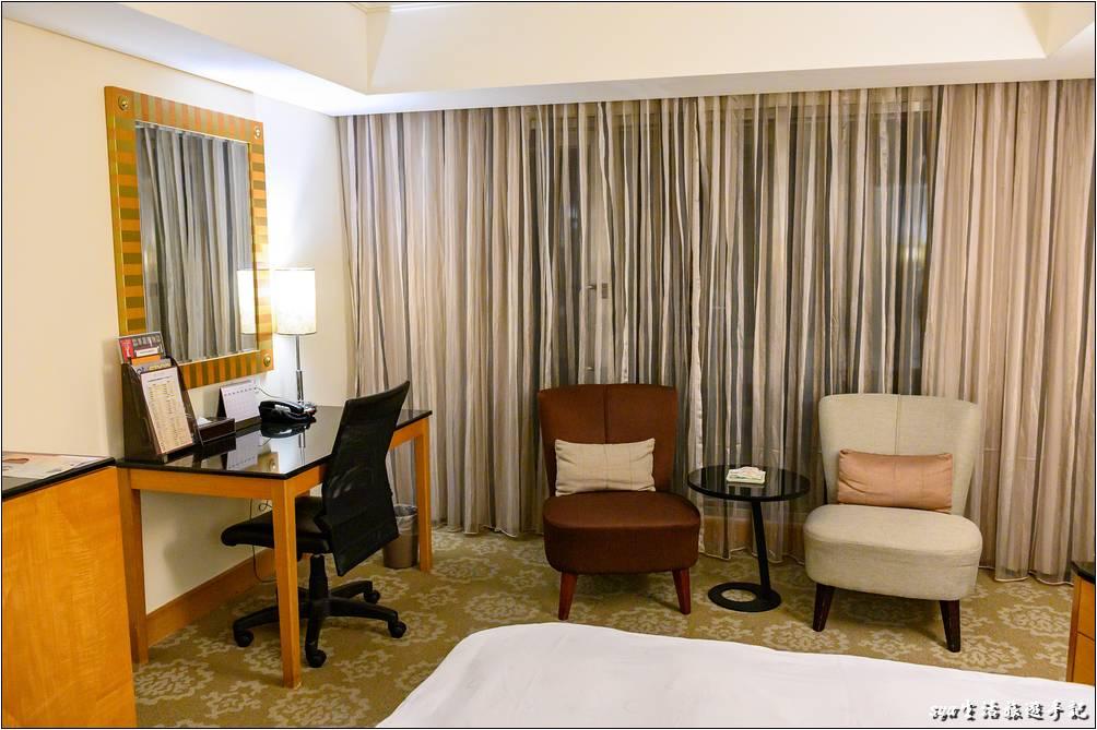 金典酒店舒適的客房環境