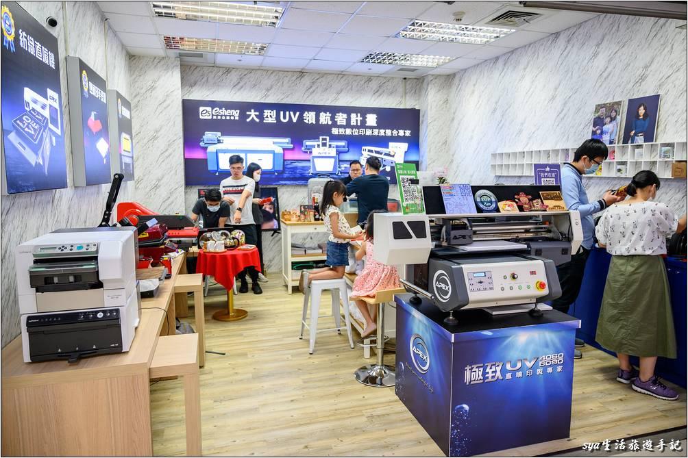 光華商場客製化印刷設備-客製化商品