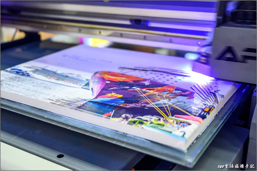紫外光照射固化油墨-UV直噴機推薦