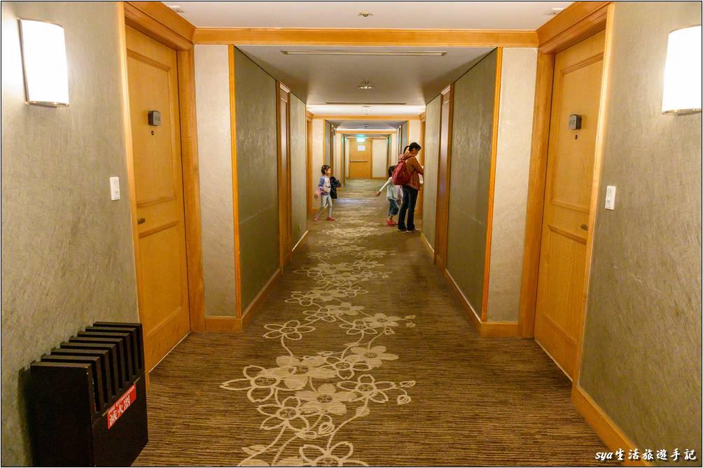 舒適乾淨的客房環境