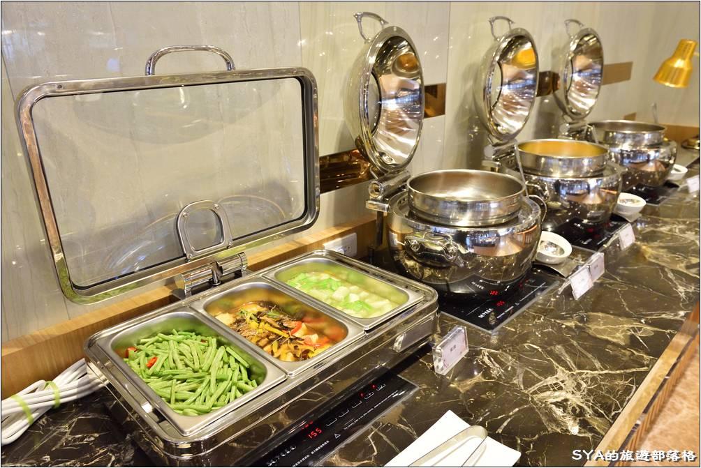 享享自助百匯 - 早餐、晚餐