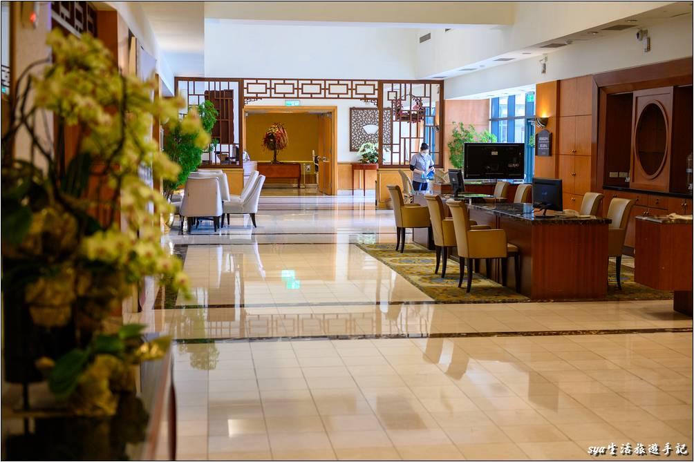 金典酒店15F東方俱樂部會員諮詢區