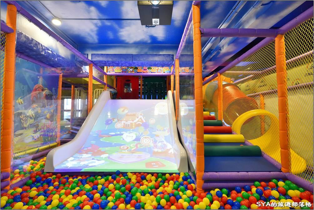 卡茲童樂園、健身房